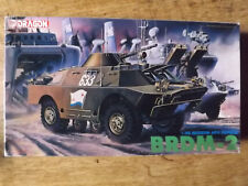 dragon:  BRDM-2    Echelle 1:35.