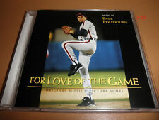 FOR LOVE OF THE GAME score CD basil POLEDOURIS kevin costner kelly preston