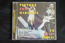 Vintage Soul Classics - Various like Tina Turner, Percy Sledge etc NEW CD (B4)