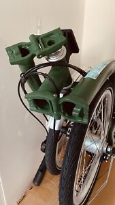 Racing Green 2020 Brompton M6L-With Battery Lighting-Brand New in Box