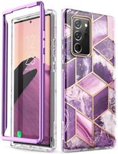 Samsung Galaxy Note 20 ULTRA Case i-Blason COSMO Marble Design Bumper Cover