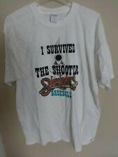 MiLB Minor League Baseball Tucson Sidewinders SGA Baseball T-Shirt Men XL