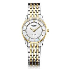 Ladies Rotary Ultra Slim Watch LB08301/41  RRP £189.00 Our Price £149.95