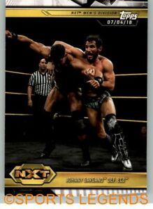 2019 NXT #38 Johnny Gargano EC3
