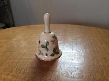 Wedgwood Wild Strawberry bone china table bell R4406