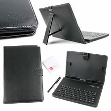 Black PU Leather Keyboard Case with Bluetooth for Samsung Galaxy Tab Pro 10.1