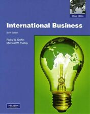 International Business: Global Edition-Ricky W Griffin, Michael Pustay