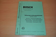 Ersatzteile Bosch Schwung-Lichtmagnetzünder LM EVE 213/9