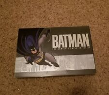 Batman The Complete Animated Series DC Comics Classic DVD Collection