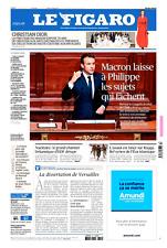 Le Figaro 4.7.2017 N°22674*MACRON à VERSAILLES**TRUMP lutte à mort contre MÉDIAS