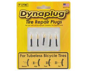 Dynaplug Repair Plugs Bicycle Edition (Standard-Soft tip) [DPB-1472]