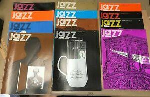 Jazz Journal Magazines x 12 Full Year 1973 Volume 26 No. 1-12 (D8-5)