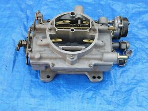 1958 DODGE AND DESOTO V8 350 360 361 CARTER AFB CARBURETOR 2642S