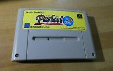 GAME/JEU SUPER FAMICOM NINTENDO NES JAPANESE PARLOR ! MINI 4 - SHVC-AQXJ-JPN