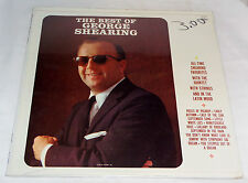 The Best of George Shearing  [Still Sealed & Unplayed Copy]