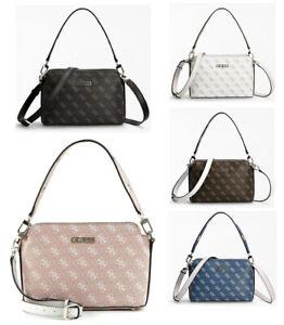 Washington 4G Logo Pattern Shoulder Bag With Crossbody Strap NWT SG812414