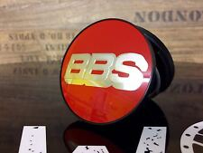 4xOriginal BBS Emblem Felgendeckel Nabendeckel rot/silber 70,6mm 10016291