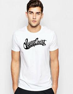 West Coast Customs T-shirt Automobile Car California Logo Gift Unisex Tee T