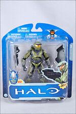 "MCFARLANE Halo Anniversary Series 1 MASTER CHIEF 5"" Action Figure Plaque Spartan"