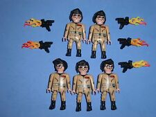 Playmobil CAZAFANTASMAS,Ghostbusters , PLAYMOBIL LOT FIGURES