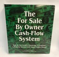 Ron LeGrand Cash Flow System For Sale By Owner Manual + 12 Discs Set Package