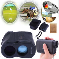 800m 6/7X Telescopes Range Finder Hunting Sport Golf Distance Speed Meter Lot