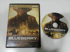 BLUEBERRY DVD SLIM VINCENT CASSEL JULIETTE LEWIS CINE DEL OESTE ESPAÑOL ENGLISH
