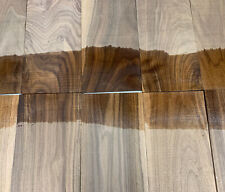 10 Pack, Boards Lumber Black Walnut Lumber Dried Size: 1/4� x 6� x 12� Diy Wood