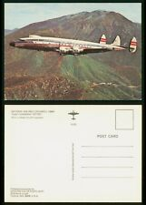 MayfairStamps Aircraft National Airlines Lockheed L-1049H Super Constellation Po