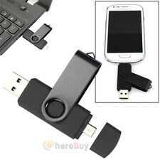 64GB USB OTG Micro USB Flash Drive Memory Stick for Android Smart Phone Tablet