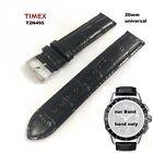 TIMEX Ersatzarmband T2N495 IQ Fly Back Chronograph SL Series - 20mm - universal