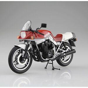 Aoshima 1/12 scale Suzuki GSX1100S Katana SE die-cast (ready-made)