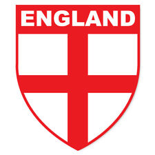ENGLAND BADGE- FLAG COOL SELF ADHESIVE STICKERS CAR VAN TRUCK