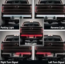 For 2004-2017 Chevrolet Colorado LED Tailgate Strip Bar Truck Brake Backup Light