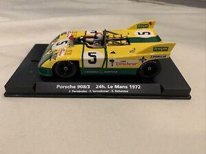 fly car model 1/32 Porsche 908/3 24h. Le Mans 1972 #5 Fernandez, Torredemer, Bat