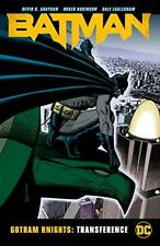 Batman: Gotham Knights: Transference by Dick Giordano,Devin Grayson, NEW Book, F