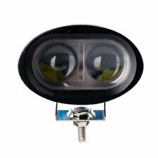 2X 20W CREE Led Work Light Bar Flood Beam 4WD ATV SUV Off-road Fog Driving Lamp