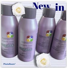 4 Pack Pureology Shampoo 1.7oz - Travel Size Bottle 2 Hydrate Sheer 2 Hydrate