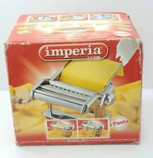 Noodle Pasta Maker Imperia Italy Dal 1932 Pasta Making Machine Roller Pre-owned