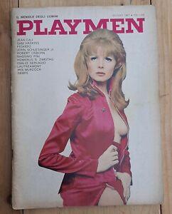 COD28   PLAYMEN ANNO I N. 1 1967