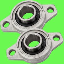 ► 2 Stk KFL004 Flanschlager Gehäuselager 20mm Welle CNC 3D Drucker KFL Halterung