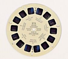 View-Master Reel # 273 Maine Seacoast York to Cape Porpoise viewmaster