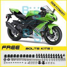 Fairings Bodywork Bolts Screws Set For Kawasaki Ninja Zx10R 2008-2010 01 G4