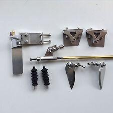 """75mm gouvernail/strut 1/8"""" jeu de câbles/turn fin/trim tab pour électrique nitro rc bateau"""
