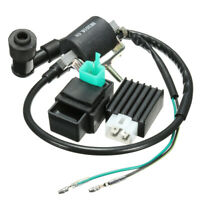 Ignition Coil Unit Rectifier Regulator For 110cc 125cc 140cc ATV Quad Dirt Bike