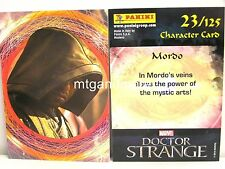 Doctor Strange Movie Trading Card - 1x #023 character Card-TCG