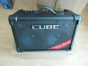 ROLAND CUBE STREET EX AMPLIFICATORE per chitarra  con effetti,nuovo.