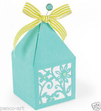 Sizzix Thinlits 2pc die Pretty Petal Box   Use big shot, Express or plus 661240