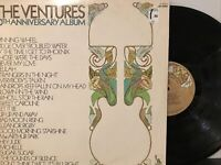 The Ventures – 10th Anniversary Album LP 1970 Liberty – LST 35000 VG+