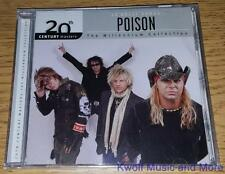 "POISON  ""10 Great Songs""    NEW  (CD, 2014)"